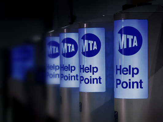 Help Point - Transit Museum Event